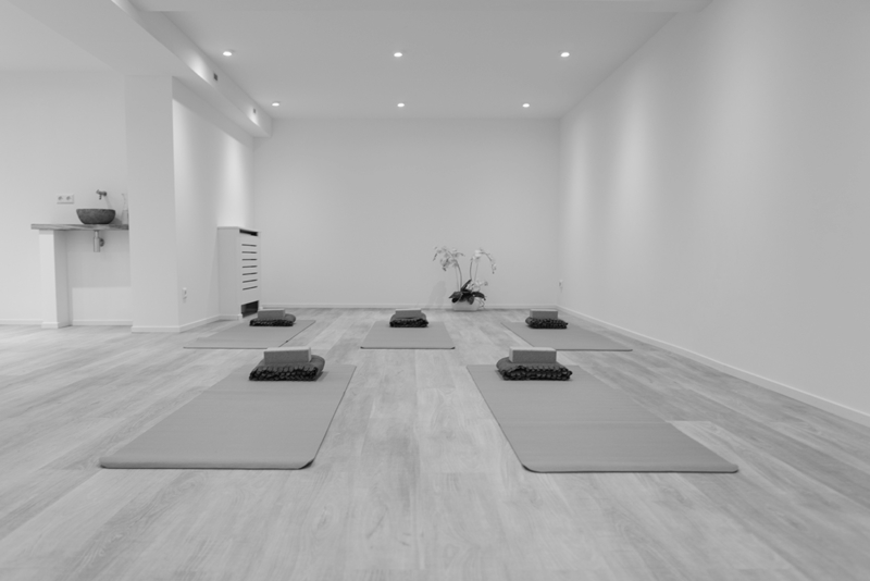 Groeps- of privélessen Yoga & Pilates
